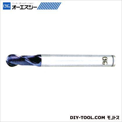OSG エンドミル 8453002  V-XPM-EBD R0.5X1