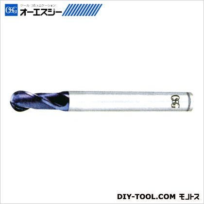 OSG エンドミル 8453016  V-XPM-EBD R4X8