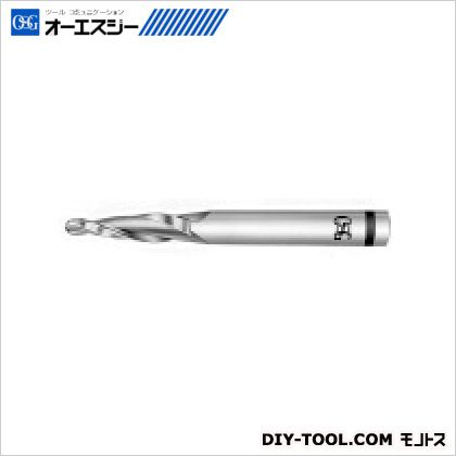 OSG エンドミル 86739  XPM-TPBDR R8X2゚X126X60