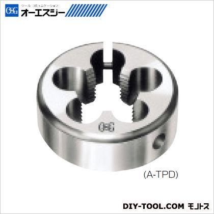 OSG ダイス 44872  A-TPD S 38X1/4-18NPT