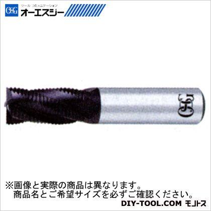 OSG WXコート超硬ラフィングエンドミル  WX-RESF 10H