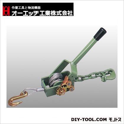 OH 日本正規代理店品 本日限定 ワイヤー荷締機 PRX-400