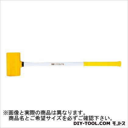OH Gウレタン角カケヤ(グラスファイバー柄) #4 (UKH-K04G) 特殊ハンマー ハンマー