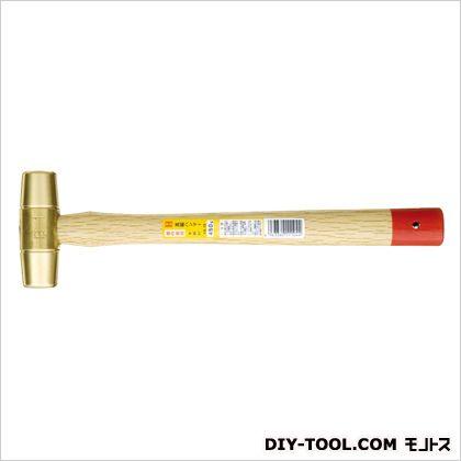 OH 真鍮ハンマー #4 (BS-40) 特殊ハンマー ハンマー