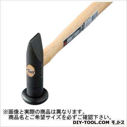 OH フラット鈑金ハンマー 縦ナラシ #3/4 (小) (FBTS-07) 特殊ハンマー ハンマー