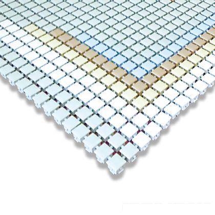 奥岡製作所 樹脂すのこ 抗菌タイプ・耐候性 パッチワークタイプ 最大寸法:2000×1000mm JJM