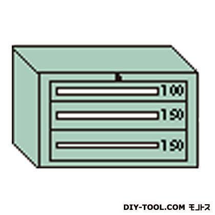 大阪製罐 デラックスキャビネット 若草 幅×奥行×高さ:811×557×481mm DX402