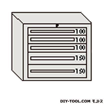 大阪製罐 デラックスキャビネット 若草 幅×奥行×高さ:811×557×681mm DX606