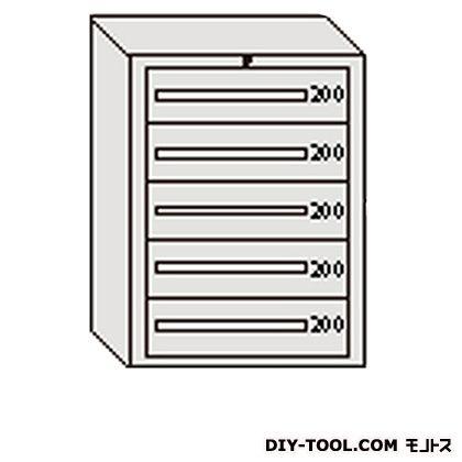 大阪製罐 デラックスキャビネット 若草 幅×奥行×高さ:811×557×1081mm DX1002