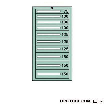 大阪製罐 スタンダードキャビネット 幅×奥行×高さ:693×557×1281mm 6-1226