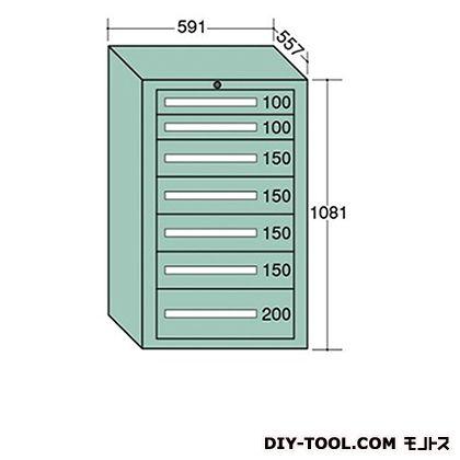 大阪製罐 ライトキャビネット 幅×奥行×高さ:591×557×1081mm 5-1006