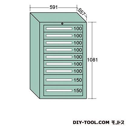 大阪製罐 ライトキャビネット 幅×奥行×高さ:591×557×1081mm 5-1012