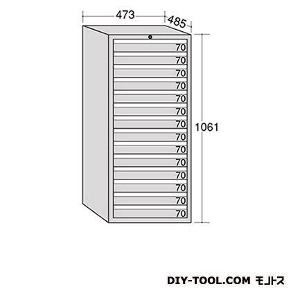 大阪製罐 ライゼットキャビネット レッド 幅×奥行×高さ:473×485×1061mm LZ1140R