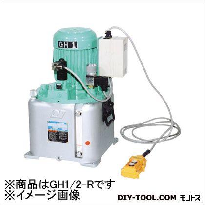 大阪ジャッキ製作所 GH型電動油圧ポンプ(×1) GH12R