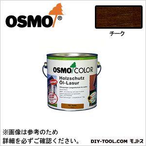 オスモ&エーデル オスモカラー ウッドステインプロテクター チーク 10L 708