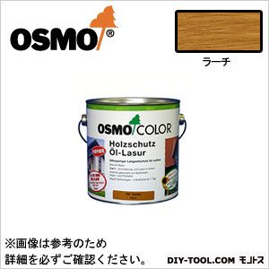 オスモ&エーデル オスモカラーウッドステインプロテクター ラーチ 3L 702