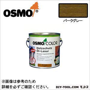 オスモ&エーデル オスモカラー ウッドステインプロテクター バークグレー 3L 726
