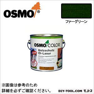 オスモ&エーデル オスモカラー ウッドステインプロテクター ファーグリーン 3L 729