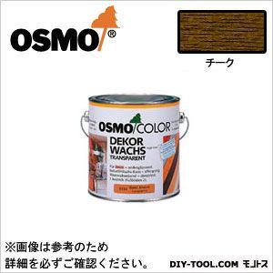 オスモ&エーデル オスモカラー ワンコートオンリー チーク 2.5L (1262)
