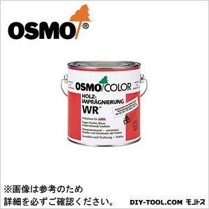 オスモ&エーデル オスモカラー WR(ウォーターレペレント) 防腐/防虫/防カビ用 透明 2.5L (4001)