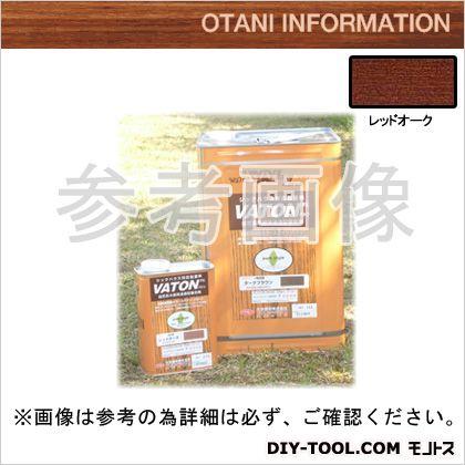 大谷塗料 VATONFX/自然系木部用浸透型着色剤 レッドオーク 16L #515