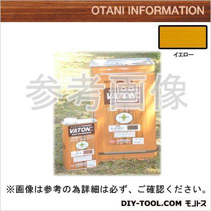 大谷塗料 VATONFX/自然系木部用浸透型着色剤 イエロー 16L #531