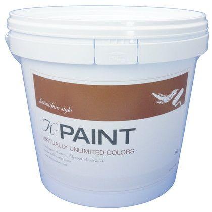 ワンウィル K-PAINT 珪藻土 塗料 ホワイト 5kg 壁材 リフォーム diy