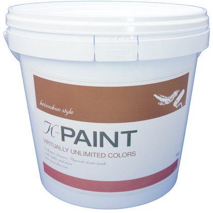 ワンウィル テラコッタ K-PAINT 珪藻土塗料 テラコッタ 5kg ワンウィル 5kg, TYG:e7544dc3 --- jpworks.be