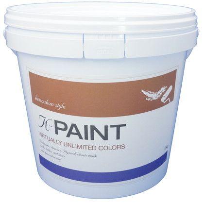 ワンウィル K-PAINT 珪藻土塗料 アイリス 5kg