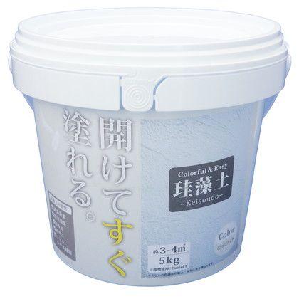 ワンウィル ケイソウくんカラフルEasy ホワイト 5kg