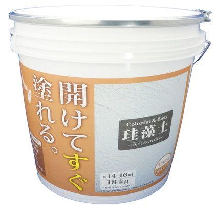 ワンウィル ケイソウくんカラフルEasy オレンジ 18kg