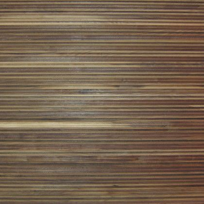 ワンウィル WOOD BRICK WALL PANEL【STRIPE】 金具なし 894mm×894mm×22mm