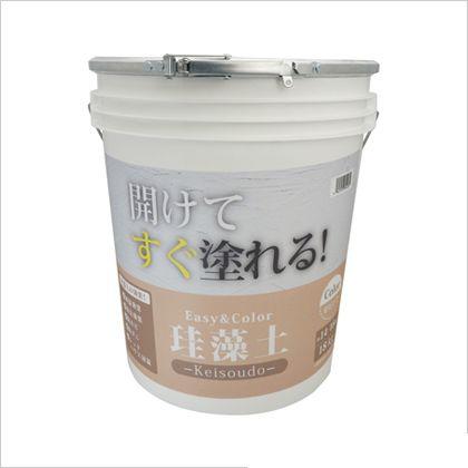 ワンウィル Easy&Color珪藻土 オフホワイト 3793060014 壁材 リフォーム diy