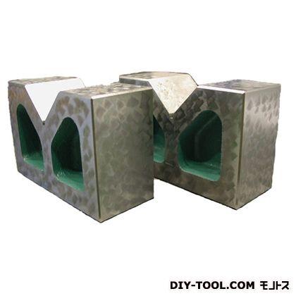 大西測定 鋳鉄製精密ヤゲン台B型 A級仕上100×65×40(mm) (OS13127B03012)
