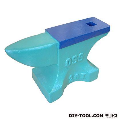 大西測定 アンビル鋳鉄製 20(kg) OS19169102010