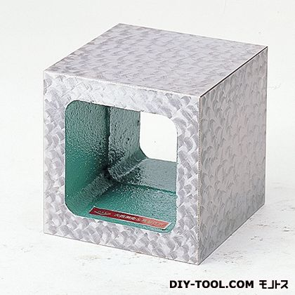 大西測定 箱型ブロック B級仕上 150×150×150(mm) OS12123007011