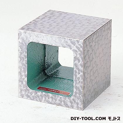 大西測定 箱型ブロック A級仕上 100×100×100(mm) OS12123001012
