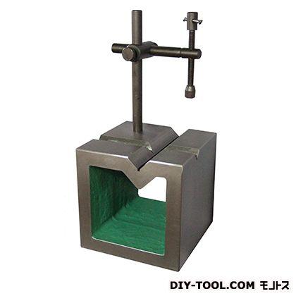大西測定 V溝付桝型ブロック B級仕上呼び寸法:125(mm) (OS12124K02011)