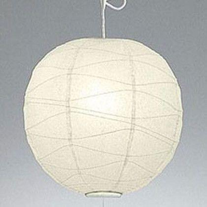 和風LEDペンダントライト電球色タイプ白熱灯60Wx2相当 (SH541LD)