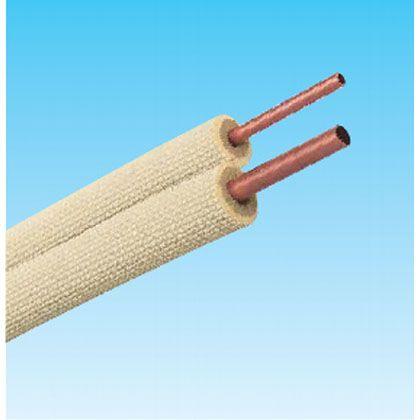 オーケー器材 被覆冷媒配管(ペアコイル) 6.35/9.52 (K-HP23E)