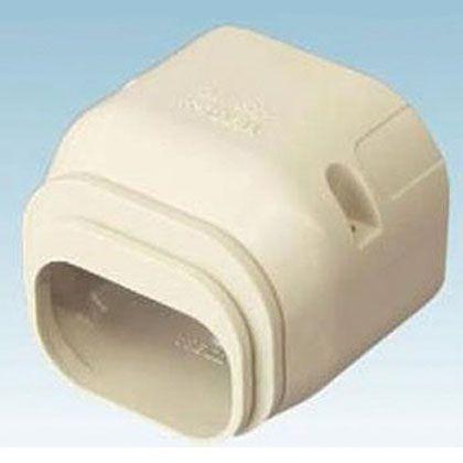 オーケー器材 配管化粧ダクト(スカイダクト)TDシリーズ(エンドキャップ) ホワイト (K-TDE14AW20) 20個入