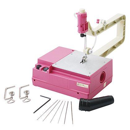 プロクソン ソウイング・マシン DIY女子モデル糸鋸盤 (No.27088-JO)