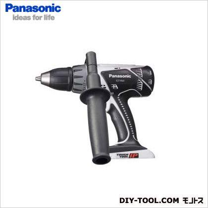 Panasonic/パナソニック Panasonic充電ドリルドライバー21.6V本体のみ 黒 全長232×全高255×幅75mm※1 EZ7460X-B