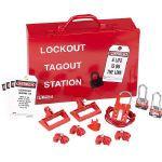 パンドウイット 電源制御用ロックアウトキット(特殊錠)  PSLKTPWR 1 箱