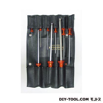 PBスイスツールズ ボールポイント六角棒ドライバーセット  K206S-9 1 セット
