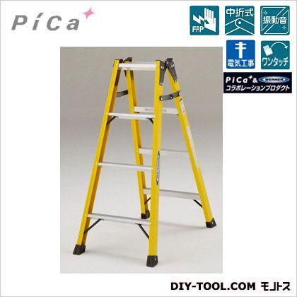 ピカ FRP製はしご兼用脚立  FRP-SL12
