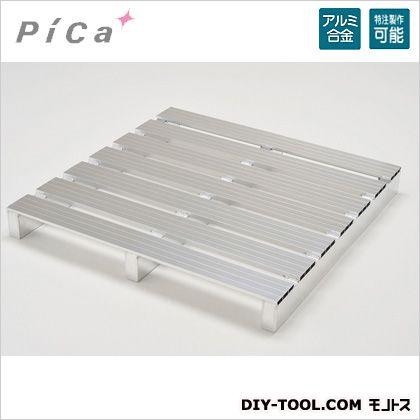 ピカ アルミパレットPTA型単面二方差し1100X1100mm PTA-1111S2 1