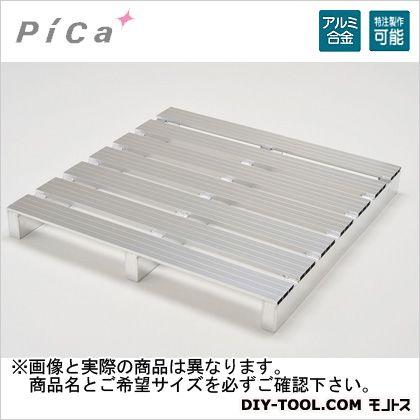 ピカ アルミパレットPTA型単面二方差し1200X1100mm PTA-1211S2 1