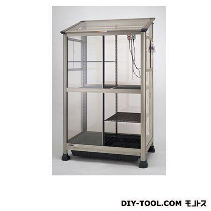 ピカコーポレーション FALタイプ 洋らん栽培用温室 幅×奥行×高さ:115×70×190cm FAL-1811BL