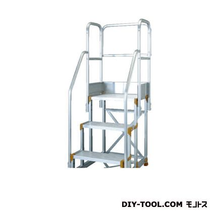 ピカ 階段両手すりFG型作業台用オプションパーツ天場三方 FG-TE10B 1